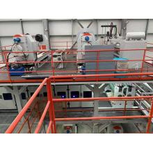 Análise da linha de produtos acp painel composto de alumínio 3d