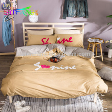 Juego de cama de algodón egipcio 800TC para colección hogareña