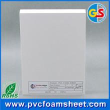 Folha de alta qualidade da espuma do PVC da impressão de Digitas para anunciar