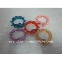 led plastic bracelet