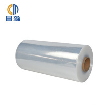 High quality polyethylene packaging film in China shrink wrap roll film with machine