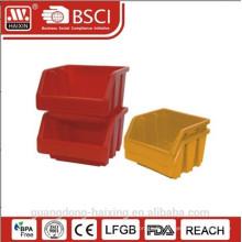 Plasitc outil empilable basket(3pcs)