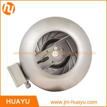 Ventiladores de conducto en línea de 6 pulgadas Ventilador de conducto de tipo partido en interiores