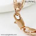 74491-Xuping новый дизайн и горячая Распродажа человек браслет с 18k позолоченный
