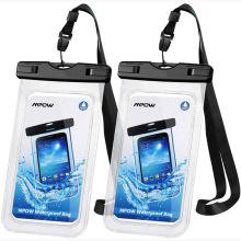 Cas de téléphone portable étanche sous-marin de vente chaude