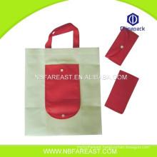 Custom cheap high quality non woven foldable bag