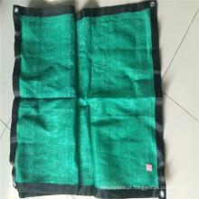 Rede / rede / pano da máscara de Sun do verde do jardim do HDPE para o berçário da estufa / vegetal / Carport