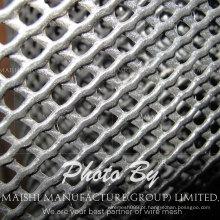Rede plástica expulsada HDPE rígida resistente