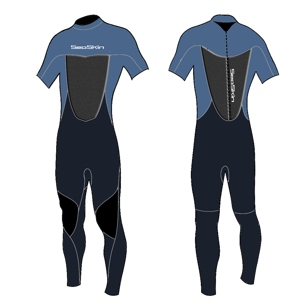 Dw040 Seaskin Wetsuits 1
