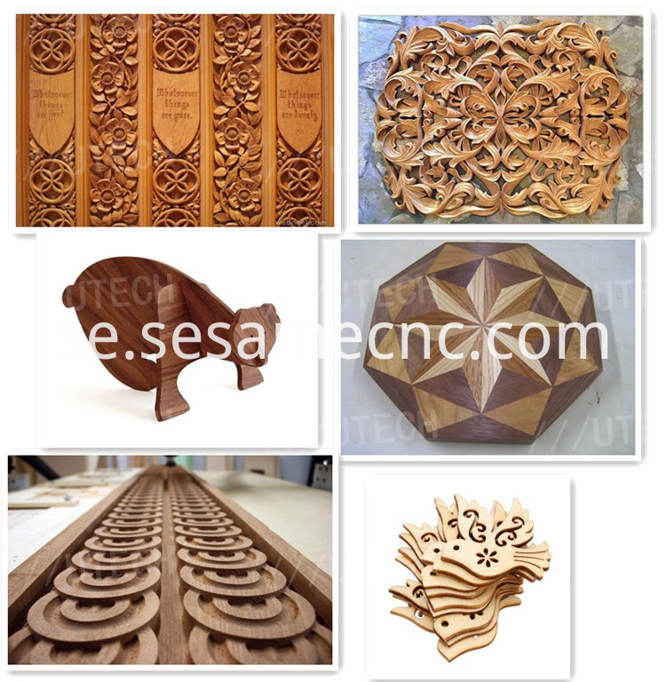 6090 cnc router engraving nonmetal materials