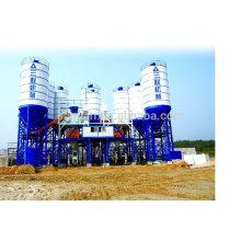 ready mix concrete plant layout