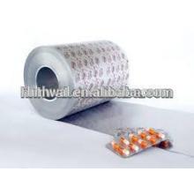 Алюминиевая PTP-пленка для использования в блистере