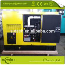 Silent 3 Phasen 45kva Generator von Perkin Motor 1103A-33TG1 angetrieben