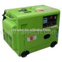 220A Бензиновый генератор с сварочным аппаратом
