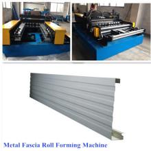 2016 auf Verkauf Vollautomatische Faszie Panel Kalt Rolle Formmaschine