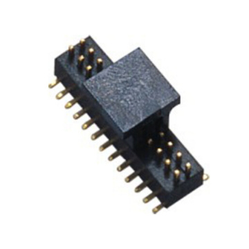 Tablero de 0,5 mm para placa conector macho doble ranura