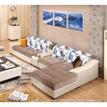 Factory Direct Sale New Design Morden L Shaped Sofa