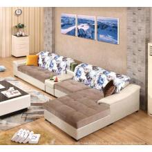 Прямая связь с розничной торговлей фабрики Новый дизайн Morden L Shaped Sofa
