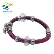 Stainless Steel Single Sexy Women Bangle Designs New Style Cheap Wholesale Organizer
