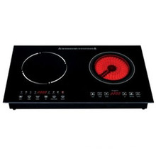 Professional 2 Burner Commercial Induction Cooker