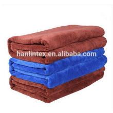Best quality sanding microfiber towel car washcleaning