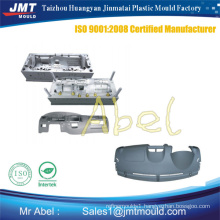 plastic injection automotive dashboard mould