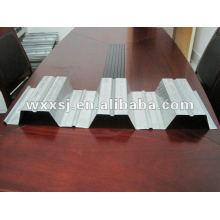 Plancher métallique Deck feuille