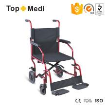 Leichter, manueller High-End-Rollstuhl aus Aluminium