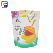 Resealable Mylar Plastic Dry Fruit Bag
