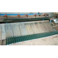 6 gauge chain link fence privacy panels factory