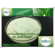 Enzima alfa-galactosidasa