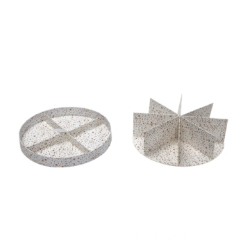 Lyxig Fancy Paper Round Packaging Paper Box