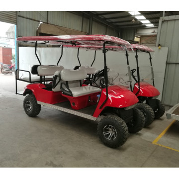 Betaalbare pre-owned lifted golf golf carts te koop