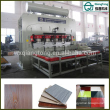 Melamin Laminat MDF PB Holz Maschine Hot Press