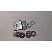 arruelas quadradas de aço inoxidável DIN436