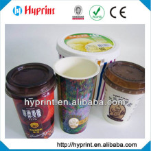 Custom IML In Mold Label for cup