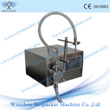 Electric Gear Pump Small Juice Filling Machine