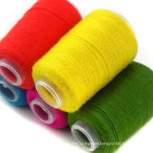 Anti Pilling 100 Acrylic Dyed Yarn