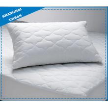 Almohada del lecho del hogar del hotel del algodón
