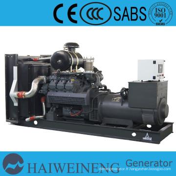 Deutz générateur diesel puissance 10kva 25kva 50kva 100kva 125kva 150kva 180kva 200kva 250kva