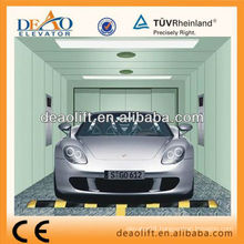 Automobile Elevator of Low noise running