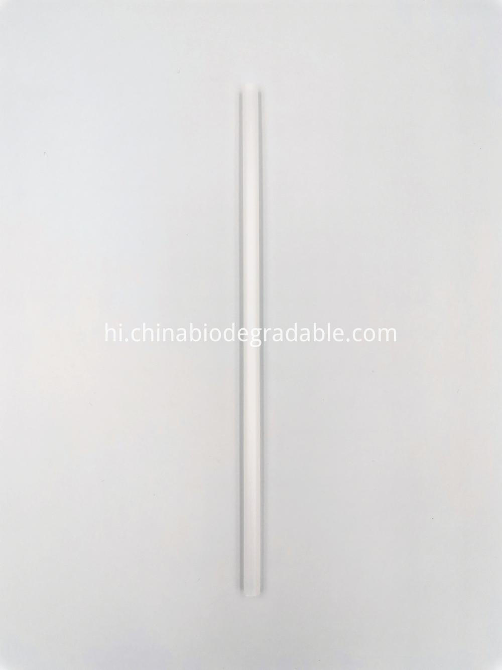 100% Biodegradable Promotion PLA Drinking Straws