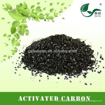 Carbono ativado à base de coco, carbono ativado granular