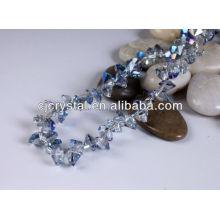 Lampwork-Glasperlen aus Porzellan