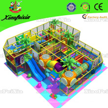 Самая веселая крытая детская игровая площадка
