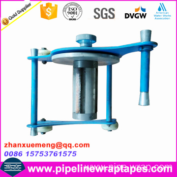 Polyethylene Anti Corrosion Tape Wrapping Machine For Pipeline