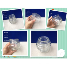 Five Sizes Glass Candle Holders