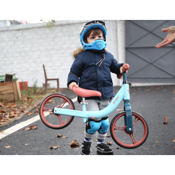 ไม่มี Pedal Slide Kids Balance Bike