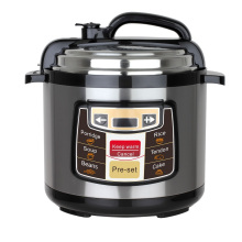 Stainless Steel Pot Electric Pressure Cooker