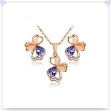 Joyería de moda joyería de aleación joyas de moda conjunto (ajs196)